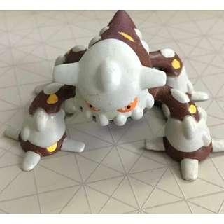 童年回憶 寵物小精靈 pokemon 公仔 圖鑑 火鋼獸 炎鋼巨獸 席多藍恩