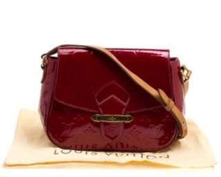 Authentic Louis Vuitton Vernis Bellflower PM