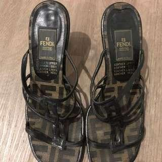 Fendi Sandal Heels