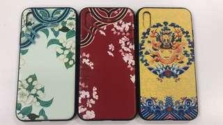 Yanxi inspired iPhone X covers