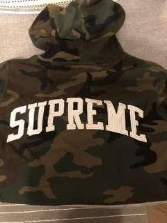 Supreme hooded waffle thermal camo cap backpack hoodies