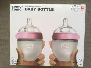 Comotomo 5oz Baby Bottle (2pcs)