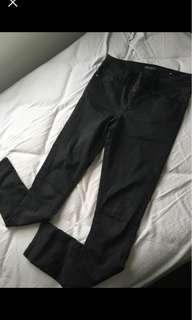 Jeansweat skinny jeans