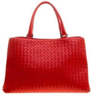 Authentic Bottega Veneta Large Intrecciato Bag