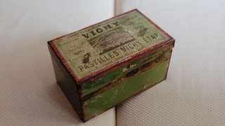 復古糖果鐵盒 French Vintage Vichy Etat Pastilles Candy Tin