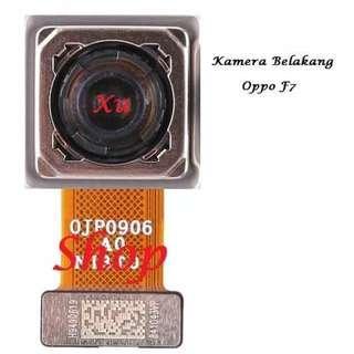 Camera belakang oppof7