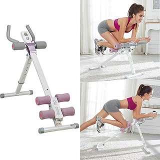 SEAN Lee Korea ab.core abdominal machine beauty thin waist machine Fitness Equipment Exercise ABS training abdominal device