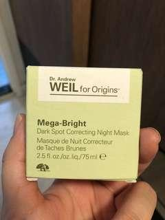 Origins Dark Spot Correcting Night Mask 75ml