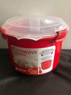 Brand New Microwave Rice Steamer