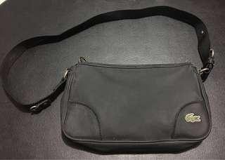 Repriced Original Lacoste Bag