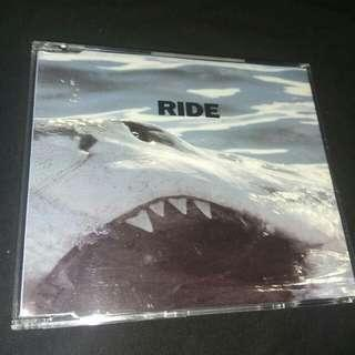 CD Ride. Today forever. Single 4 tracks. Creation label. UK