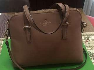 Kate spade maise brown