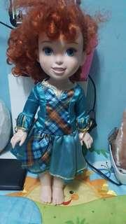 Toddler Doll Merida