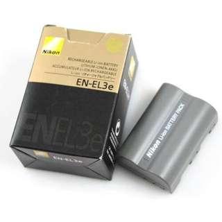 Nikon EN EL-3E Battery