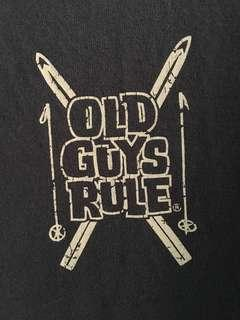 Old Guys Rule T-Shirt