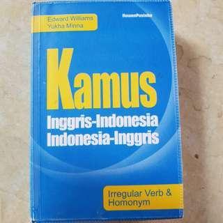 Original Kamus bahasa inggris indonesia