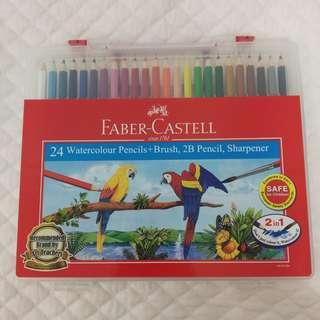 Faber Castell Coloring pencils