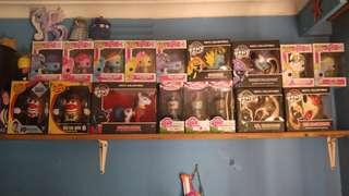 My Little Pony Collectables & Doctor Who Potato Heads