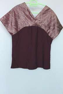 Baju tradisional pattern