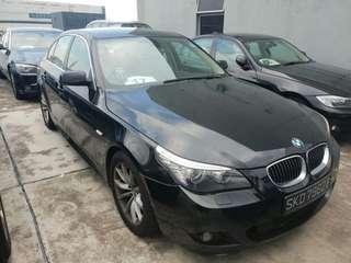 BMW 525I 2.5A