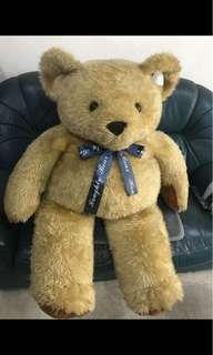金黃色🌟超大正牌泰迪熊120公分
