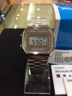 Casio A168WEM-7D (100% original)