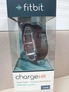 *New* Fitbit Charge HR (Large)