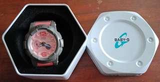 Original Casio Baby-G Watch