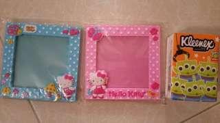 Hello Kitty 美版相架磁石 2個1套