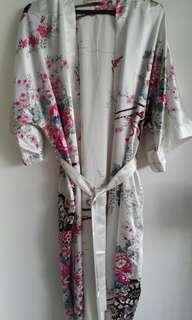 Woman Silk robe