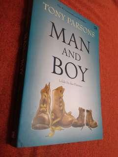 Tony Parsons Man and Boy, Man and Wife