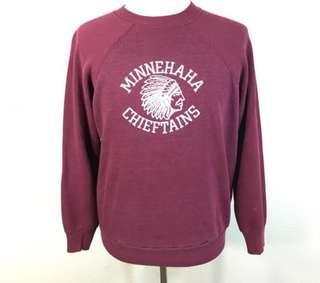 60s 70s vintage Sweatshirt usa 衛衣 古著