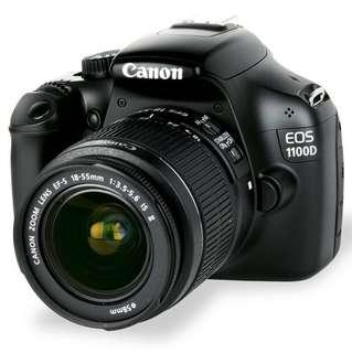 *PRICE REDUCED* Canon EOS 1100D