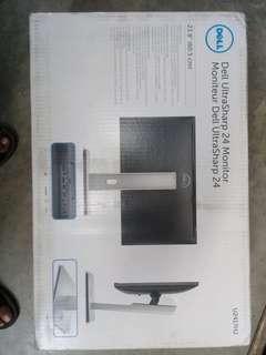 Dell ultrasharp 24 inc monitor