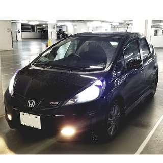 HONDA FIT RS 2011 GE8