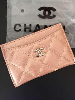 Chanel Card Holder (beauty 專櫃贈品)