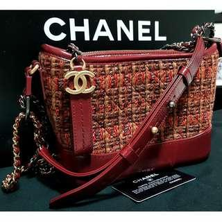 e0ba54e408 CHANEL Gabrielle Small Hobo