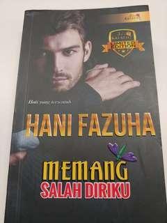 Pre- loved malay novels