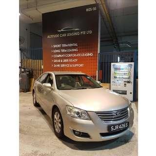 CHEAP TOYOTA CAMRY FOR RENT