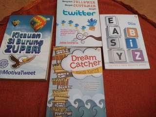 Paket buku sosial media