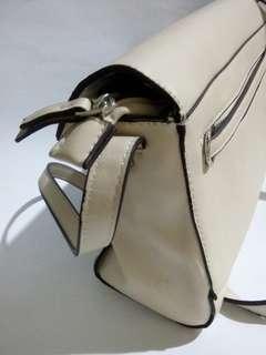 Parfois Beige/Cream Bag