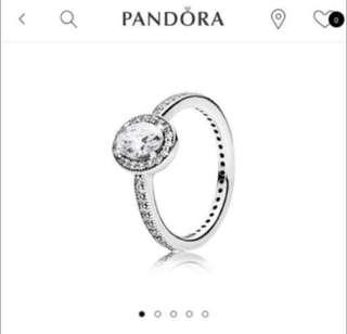 Pandora ring (cincin)