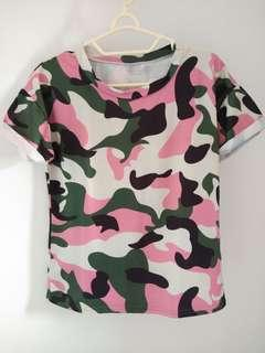 Army T-shirts Import / FREEONGKIR JABODETABEK