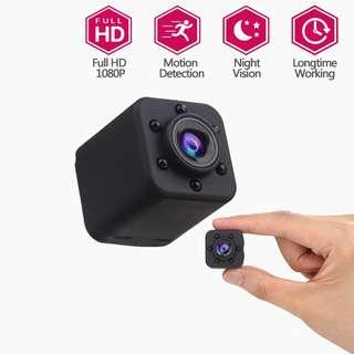SQ18 HD 1080P Mini Camera Night Vision Mini Camcorder Sport Outdoor Portable Cam