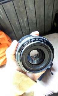 YONGNUO Lens EF 35mm 1:2