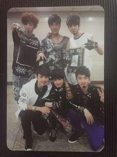 EXO MAMA EXO K Official Photocard