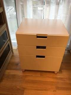 Chest Of Drawers/ ikea kids storage furniture