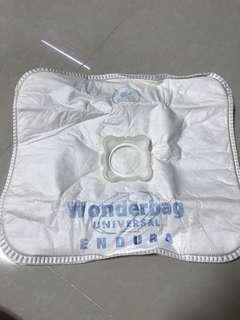 Wonderbag Universal Endura Vacuum Replacement Dust Bag