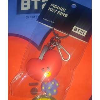 [BT21] Official Tata and Shooky Keyring