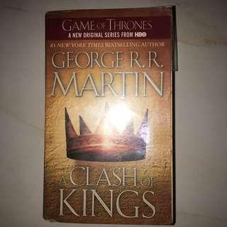 A Clash of Kings ~ A Song of Ice and Fire: Book Two • George R.R. Martin